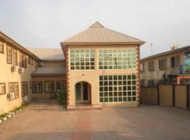 Harry's Event And Suites, Ibadan (Near Ona-Ara)