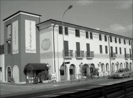 Hotel Ristorante San Vitale, Covolo (Montecchio Maggiore yakınında)