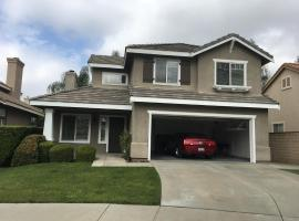 Modern House close to Park & ONT airport