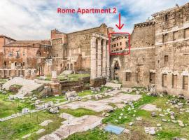 Rome Apartment Fori Imperiali