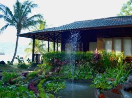 Kungkungan Bay Resort, Bitung (рядом с городом Girian)