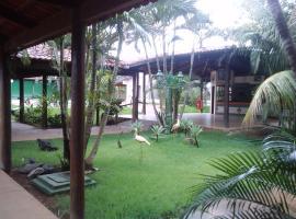 Pousada Canoeiros, Porto Luiz Alves (Sao Miguel do Araguaia yakınında)