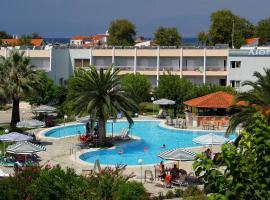 Hotel Aethria, Limenas