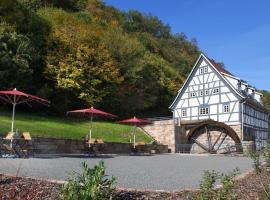 Baumhaushotel Seemühle, Gräfendorf