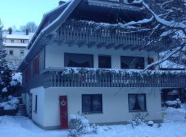 Ferienwohnung Pusteblume, Alpirsbach