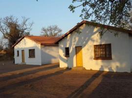 Mangwazi Lodge