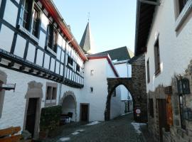 Haus des Ritters, Dahlem (Kronenburg yakınında)