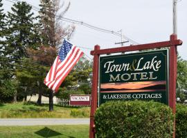 Town & Lake Motel & Cottages