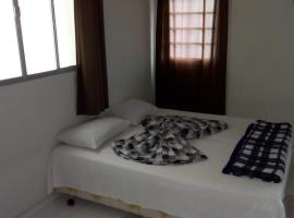 Hotel Real, Cruzília