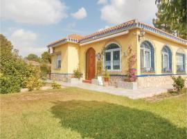 Four-Bedroom Holiday Home in Pozo Estrecho, Pozo-Estrecho (Fuente-Álamo de Murcia yakınında)