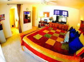 Master Bedroom Suite+Private Bath