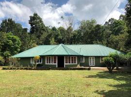 Donside Tea Bungalow, Nawalapitiya