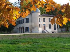 Lodge Hôtel de Sommedieue Verdun, Sommedieue