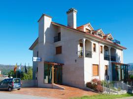 Hostal Encanto Anduriña, Carvallal (рядом с городом Mondariz-Balneario)