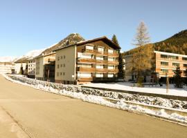 Haus Bündabrücke - Mosbacher, Davos (Davos Dorf yakınında)