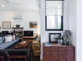 Murray, Deluxe Fitzroy Apartments, Melbourne (Collingwood yakınında)