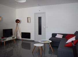 Appartement Crolles Centre, Crolles (рядом с городом Saint Bernard du Touvet)