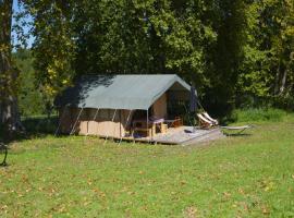 Safary tent, Casseneuil