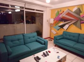 Naths Apartment, Гватемала (рядом с городом Сабана-Арриба)