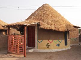 Kutir Craft Village Resort, Bherandiāla