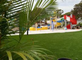 Shelly Beach Holiday Park, The Entrance (Bateau Bay yakınında)