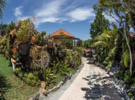 Puri Kembar Dive Resort, Туламбен