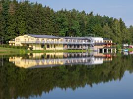 Hotel&wellness Knižecí rybník