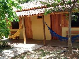 Pousada e Restaurante Refazenda, Milho Verde (Costa Sena yakınında)