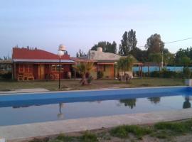Cabañas San Agustin