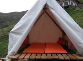 Zona de Camping, Roldanillo (Calabazo yakınında)