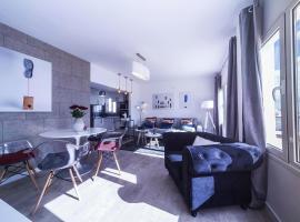 Luxury Art Apartment