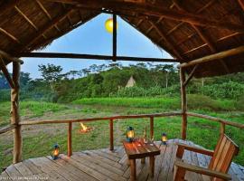 Climbing Lion Tree House, Kanungu