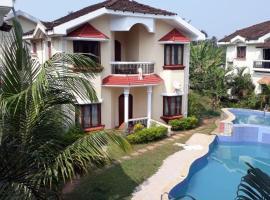 Meadows Luxury Villas-Villa No3, Surla (рядом с городом Colombi)