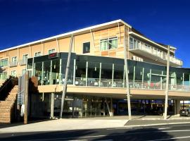 The Waterfront Hotel, New Plymouth