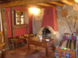 Casa Rural Valle del Corneja, Tórtoles (Cerca de Villafranca de la Sierra)
