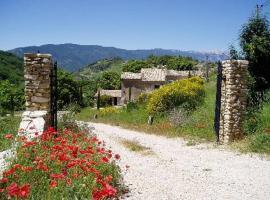 La Maison de Marguerite, Montbrun-les-Bains