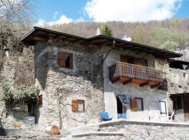 Rustico Cinzia 300S, Bianzone (Villa di Tirano yakınında)
