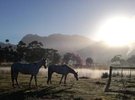 LOT'S COUNTRY COTTAGE, Dal Josafat (V destinácii Wellington a okolí)