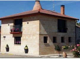 Casa Rural Sixto, Cuevas de San Clemente (Covarrubias yakınında)