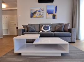 Victus Apartament Santorini