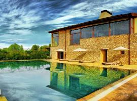 Hotel Rural y SPA Kinedomus Bienestar, Aranda de Duero (Pardilla yakınında)