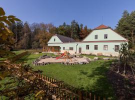 Hájenka Budislav, Budislav (Proseč yakınında)
