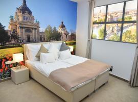 Bp Design Hotel and Apartman