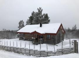 Bergsäng Stuga, Leksands-Noret