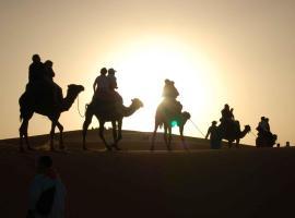 Ghwirate Taalab Bivouac, Marrakech