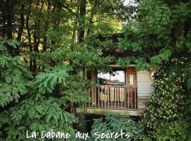 La Cabane aux Secrets - Au Milieu de Nulle Part, Outines (рядом с городом Drosnay)