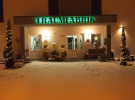 Hotel Traumfabrik, Büttelborn