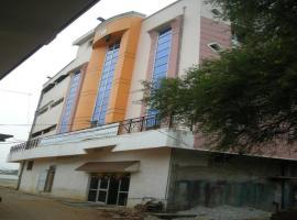 Hotel Bhagwati, Balāngīr