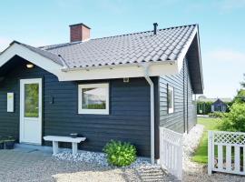 Two-Bedroom Holiday home in Hals 11, Tarm (Hemmet yakınında)