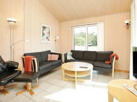 Holiday Home Bygmarken II, Fjerritslev (Torup Strand yakınında)